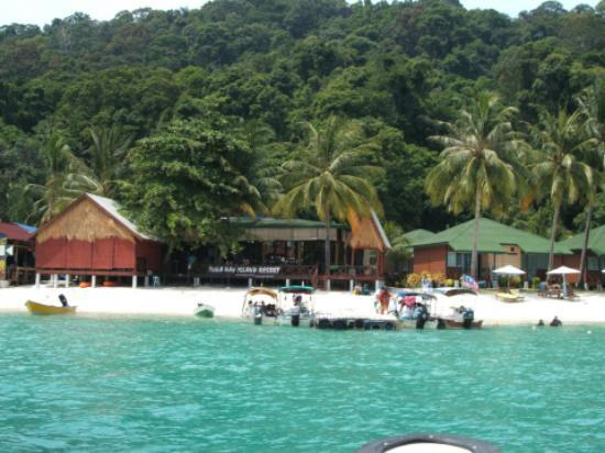 Scuba Diving At Perhentian Island