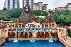 Sunway Lagoon Theme Park Tour Packages